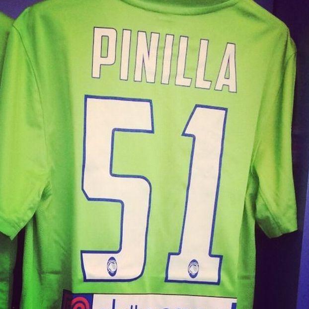 51 Maurizio #Pinilla #Atalanta