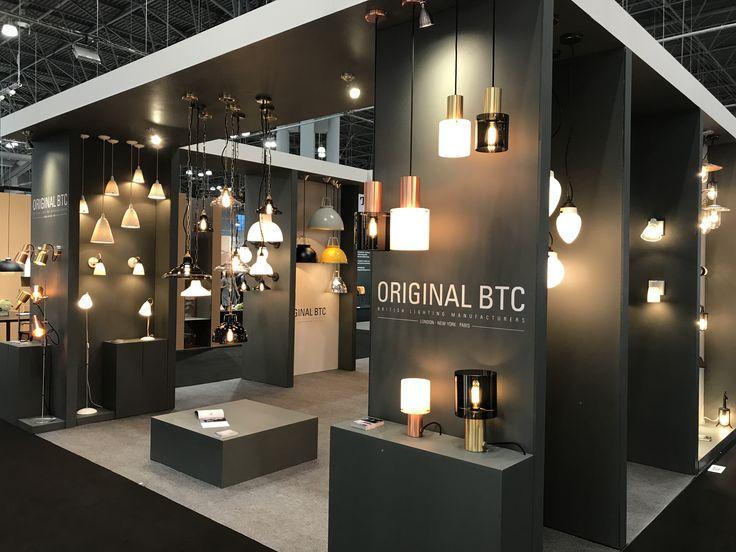 Original btc at icff new york icff2017 design lighting newyork · showroom ideasshowroom designlighting showroomexhibition displaydisplay ideasstore