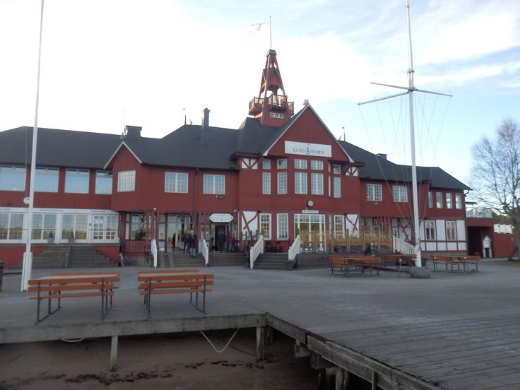 Sandhamn.