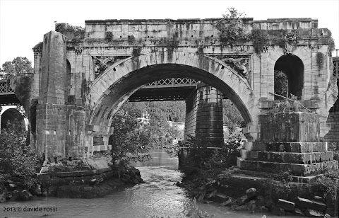 Ponte rotto - Isola Tiberina