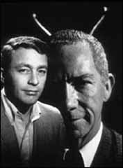 My Favorite Martian (1963 -1966) Starring Ray Walston as Uncle Martin (the Martian), Bill Bixby as Tim O'Hara and Pamela Britton as the nosey neighbor Mrs. Brown which drove the story of hiding a Martian in the Suburbs.