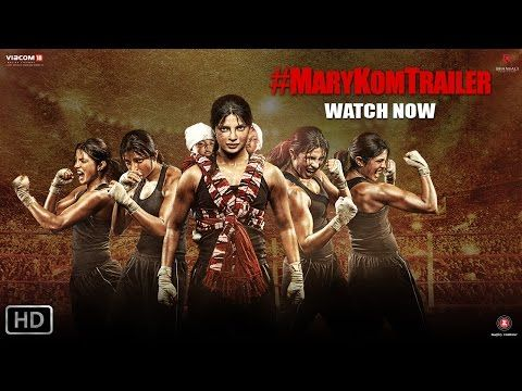 """Mary Kom"" trailer review--Packs a solid punch"