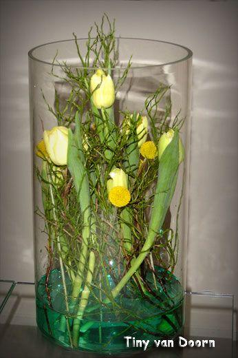 glas bloemstuk balie - Google zoeken