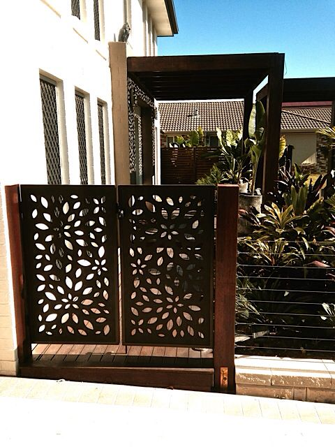 sanctum screen decorative gates privacy screens brisbane pinterest gates. Black Bedroom Furniture Sets. Home Design Ideas