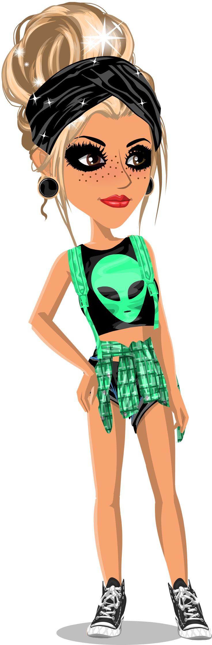 My MSP Girl!! Cute Msp look for VIPs! Kalie Brooks= Msp Account