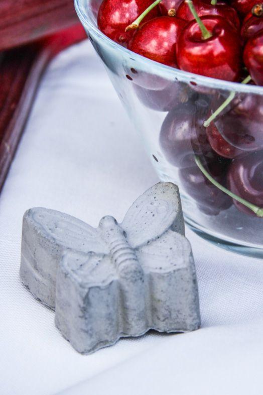 Concrete Butterfly_tablecloth clips #concrete #tablecloth_clips #concrete_clips #concrete_tablecloth_clips