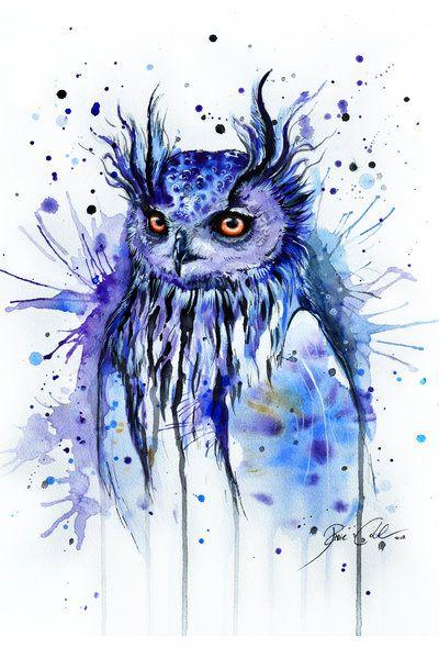 Owl Art Tumblr Cutare Google Animals