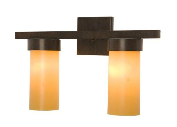 Custom Bath Light shown in Custom Finish by 2nd Avenue Lighting - 07-0156-20