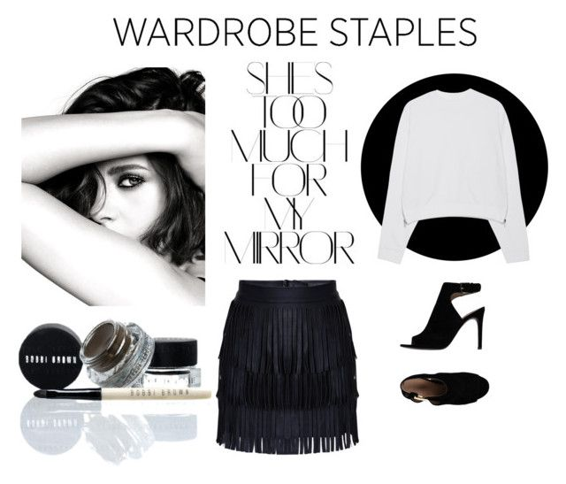 """""""wHITE"""" by ginewwra on Polyvore featuring moda, Rika, Chanel, Acne Studios i Tory Burch"""