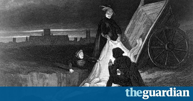 Mapping London's great plague of 1665