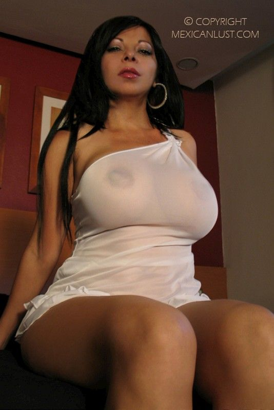 Big Boobs Mexican 18
