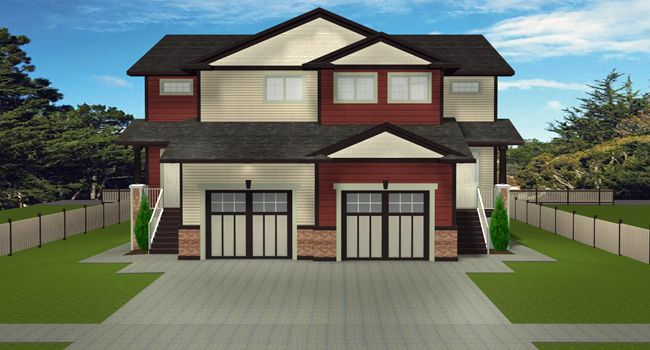 Best 25 duplex house plans ideas on pinterest duplex for Income suite house plans