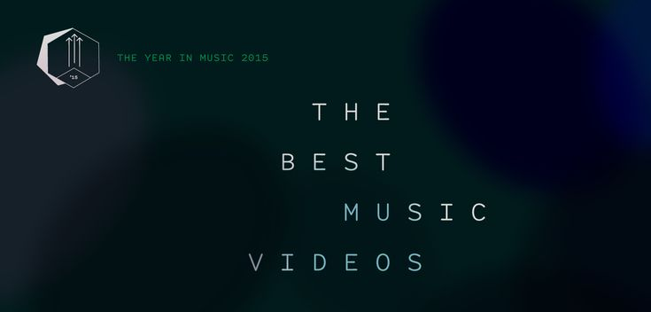 The Best Music Videos of 2015 | Pitchfork