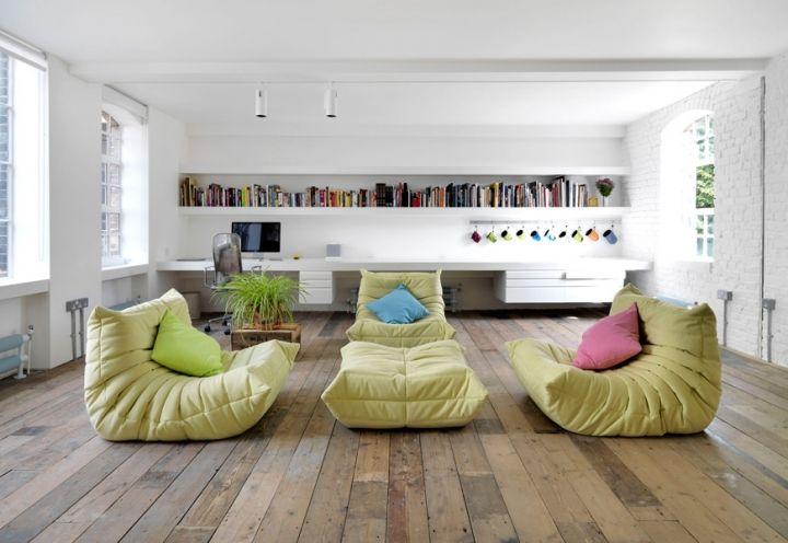 100 mq di loft a Londra. FORM design architecture.