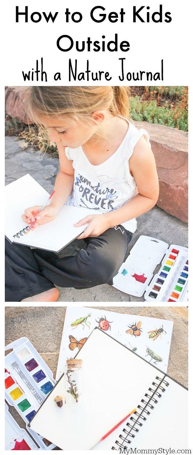 Tipps, wie Sie Ihre Kinder nach draußen bringen und gemeinsam die Natur erkunden können! So ein …   – My Mommy Style Blog Posts