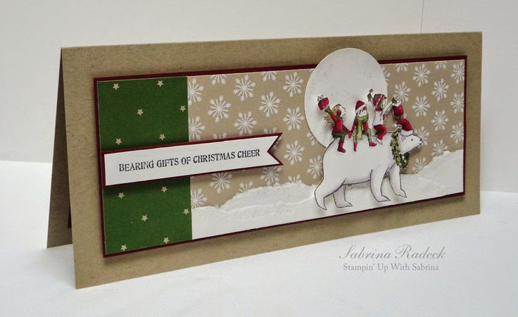 Stampin' Up With Sabrina: Tuesday's New Weekly Deals! And...Surprise! A card!