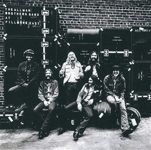 At Fillmore East  - The Allman Brothers Band (1971) #70s #blues #rock