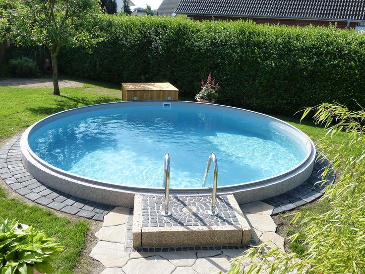 die besten 25 pool selber bauen ideen auf pinterest schwimmteich selber bauen schwimmbad. Black Bedroom Furniture Sets. Home Design Ideas