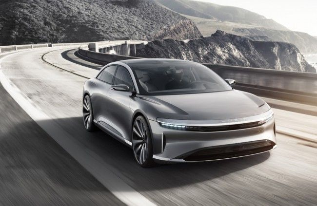 Nový luxusný elektromobil príde opäť z USA, osloví aj fanúšikov Tesly - Autá - Webmagazin.Teraz.sk