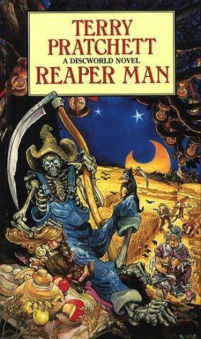 Reaper Man (1991)  (Book 11 in the Discworld series)  A novel by Terry Pratchett