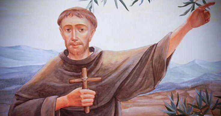 Святой Франциск Ассизский — один из самых знаменитых христианских святых; возможно, самый привлекательный и, безусловно, самый популярный среди некатоликов