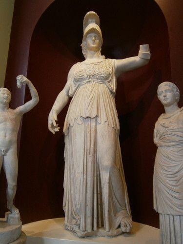 Athena - greek-mythology Photo