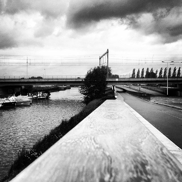 mrpsweet's photo - Urban bridge