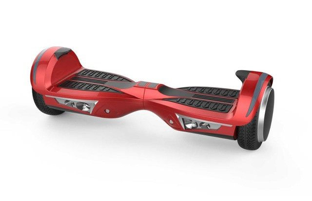 iScooter 7.5inch hoverboard 2Wheel Electric Skateboard steering-wheel Self Balancing Skateboard drift scooter With bluetooth LED