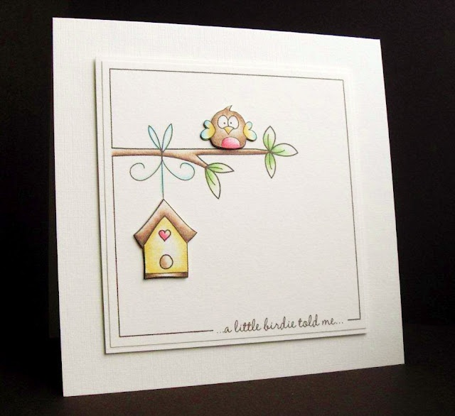Creative Card Making Ideas Home Part - 32: New Home Card