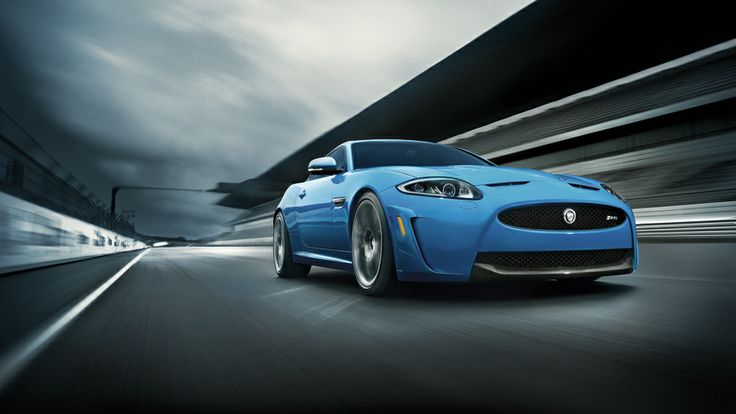 2013 Jaguar XKR S - beautiful