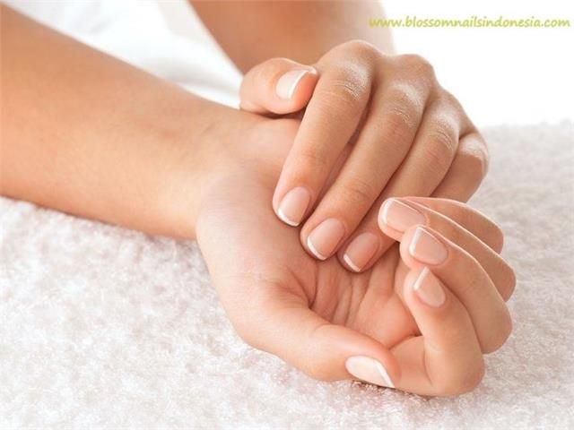 72% OFF VERBENA Pampering Manicure by Blossomnails. Find at  https://bingkis.co.id/gift/detail/72-off-verbena-pampering-manicure-by-blossomnails-1199