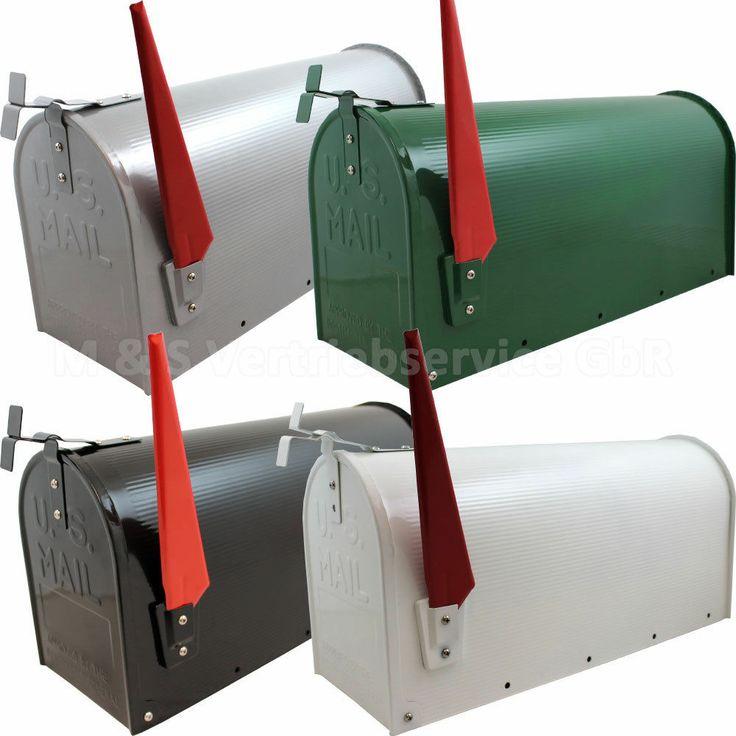 US Mailbox Amerikanische Briefkästen Standbriefkästen Wandbriefkästen Letterbox