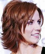 medium layered hairstyles for women over 50 - Yahoo Image Search Results