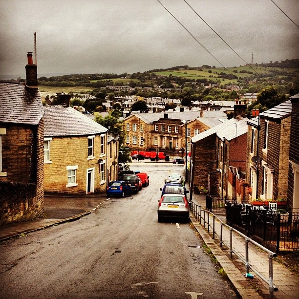 Outside my home in Glossop! - @lia O'Malley- #webstagram
