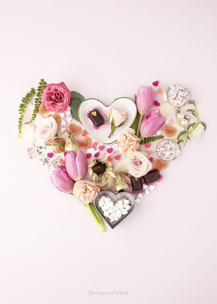 VIDA Statement Bag - Love Heart Wreath by VIDA fKKGgIyPM