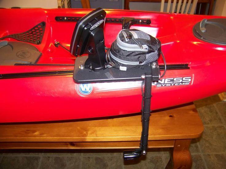 25 best images about kayak fish finder on pinterest for Fish finder kayak