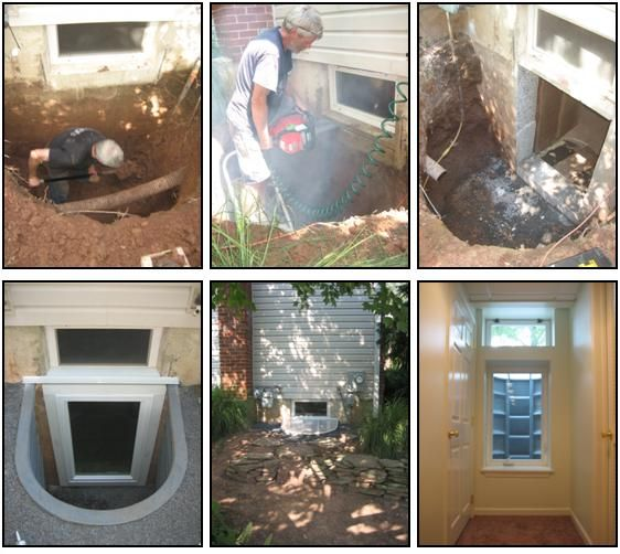 182 Best Images About Egress Window On Pinterest