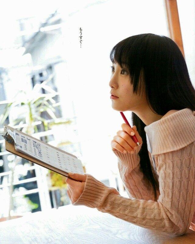 "SKE48 Rena Matsui ""Christmas wo Machiwabite"" on Bomb Magazine"