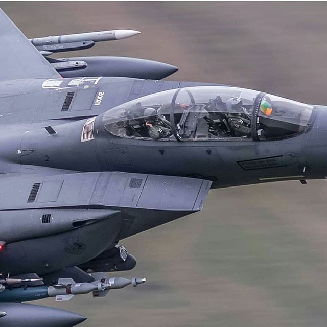 Boeing F 15e Strike Eagle Usaf In 2020 Jet Fighter Pilot Military Aircraft Air Fighter