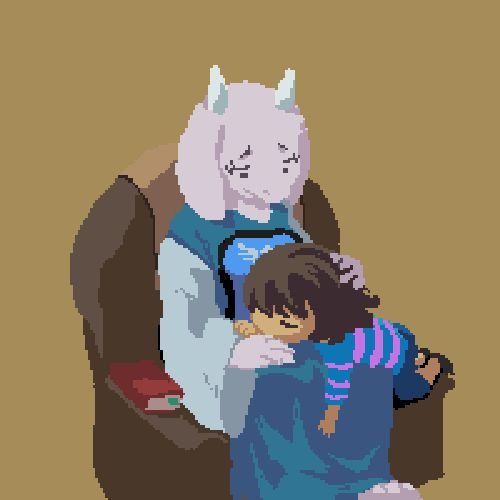 Which Undertale Character Would You Be? I got Goat Mom (A.K.A Toriel)!