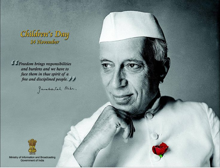 Jawaharlal Nehru 14 November 1889 – 27 May 1964) was the first Prime Minister of India.
