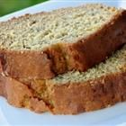Granny's Banana Bread Recipe.  Made with applesauce, no oil or butter! Just made it and it is great!  Leave it in the oven for 55 minutes. (Chocolate Banana Applesauce)
