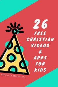 26 Free Christian Videos and Apps for Kids