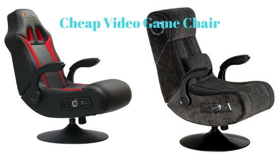 Cheap Video Game Chair to Buy Now [List of Under $150]