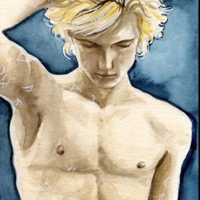 This is the perfect Jace Herondale <3 *from the Mortal Instruments*