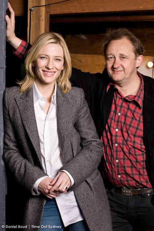 Cate Blanchett & Andrew Upton, married in 1997 (1997–present; 3 children)