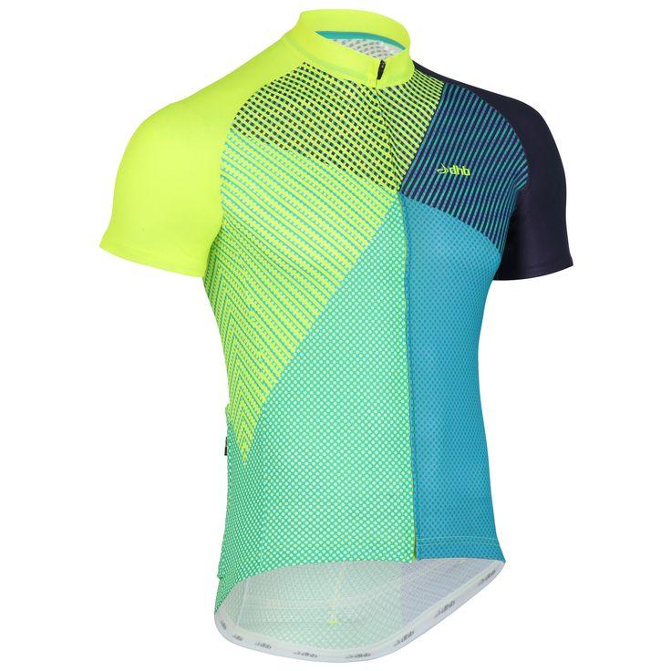 wiggle.com | dhb Blok Short Sleeve Jersey - Prism | Short Sleeve Jerseys