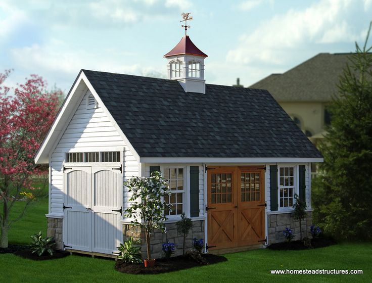 we have a beautiful collection of our customers sheds small building cupolas we installed