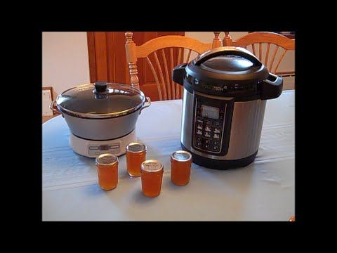 How to Can Peach Jam with the Ball Jam & Jelly Maker