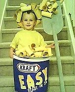 Kraft Mac & Cheese Costume